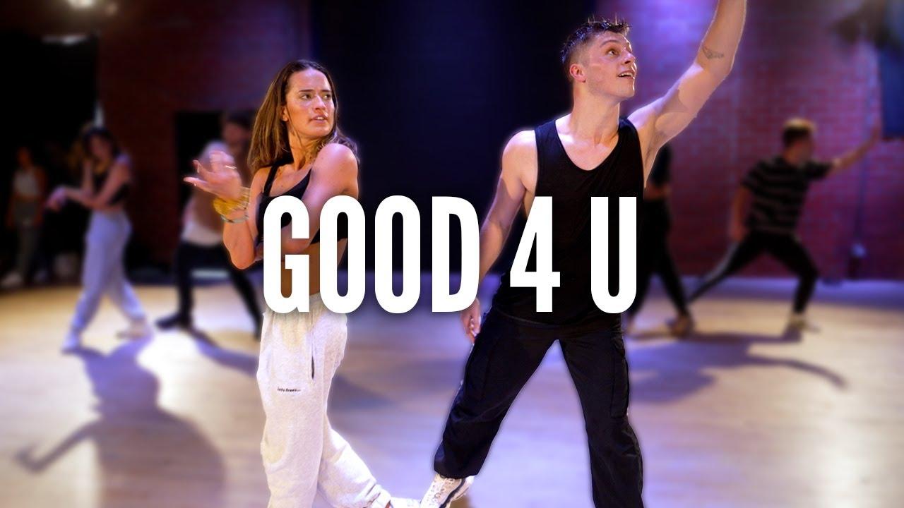 OLIVIA RODRIGO -  Good 4 U | Kyle Hanagami Choreography