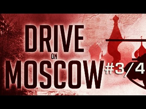 Angespielt: Drive on Moscow - Operation Wirbelwind #3/4 (gameplay, deutsch, Let's Play)