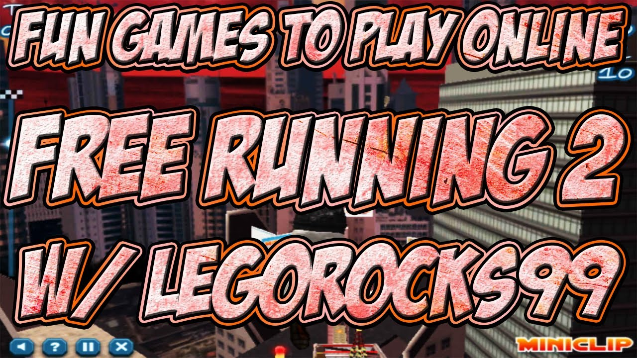 Play Free Running Online