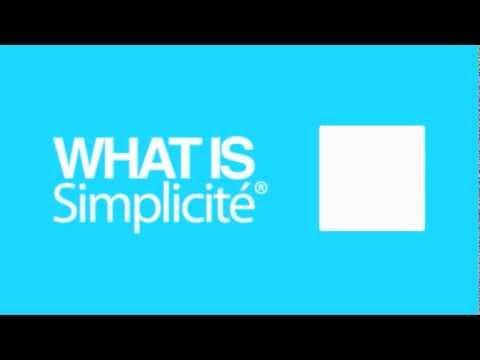 What is Simplicité ?