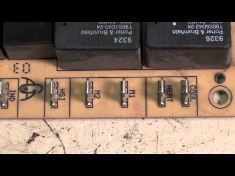hqdefault?sqp= oaymwEWCKgBEF5IWvKriqkDCQgBFQAAiEIYAQ==&rs=AOn4CLDmdZxX4oMQxxhLDY1f3i9hgK6bMQ how to wire a furnace or ac blower motor diy youtube mars 10585 wiring diagram at edmiracle.co