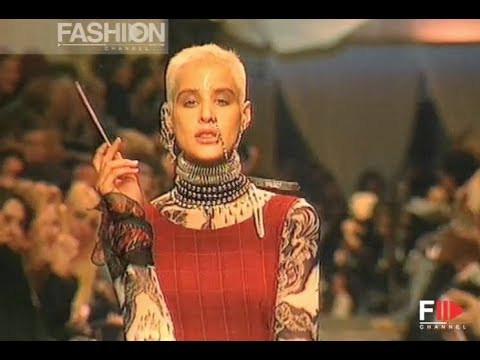 JEAN PAUL GAULTIER Spring Summer 1994 Paris - Fashion Channel