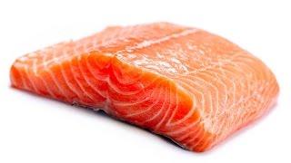 Солим красную рыбу: форель, семга..