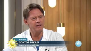 Doktor Mikael avfärdar myter om alkohol - Nyhetsmorgon (TV4)