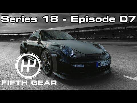 Fifth Gear: Season 18 Episode 7