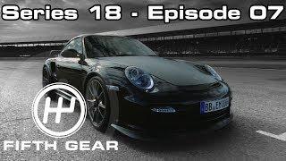 Fifth Gear Season 18 Episode 7 смотреть