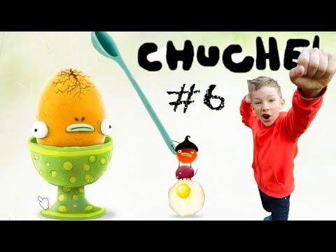 CHUCHEL Чучел игра - ПРОХОЖДЕНИЕ #6. Смешной мультик для детей