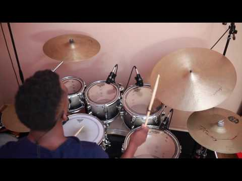 Jerry Jerome - Travis Greene; You Waited (Drum Cover)