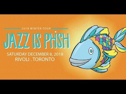 Jazz is Phsh Live in Toronto 12.08.2018 Set 2 SBD