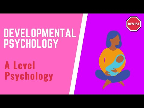 As Psychology - Developmental Psychology