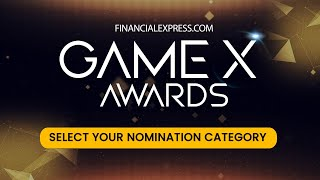 The Financial Express Presents GameX Awards 2021