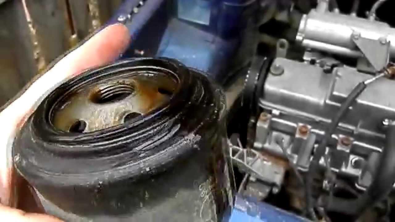Фото №1 - масло в воздушном фильтре ВАЗ 2110 8 клапанов