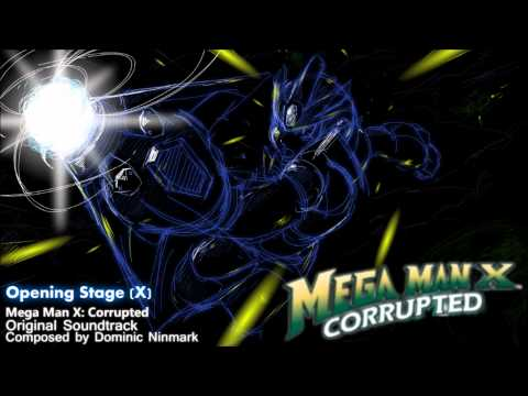 (NEW) Mega Man X Corrupted - Music Preview, Opening Stage (X)