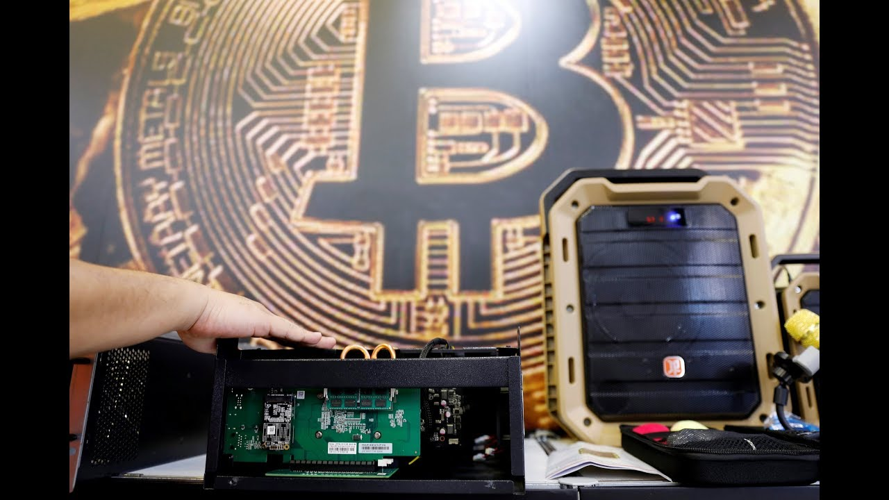 Cheap power drew bitcoin miners to this small city. Then came the backlash