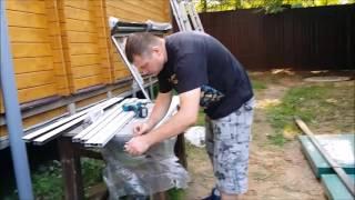 видео Рольставни для склада