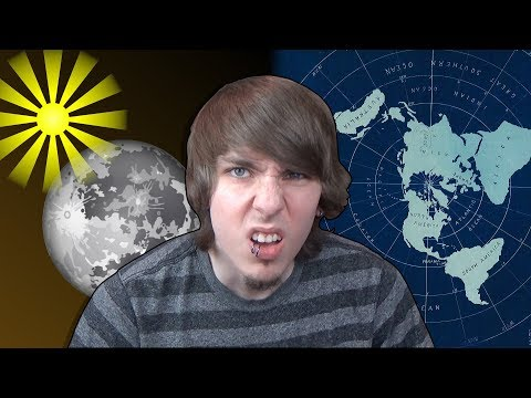 How A Flat-Earther Tries to Explain the Sun & Moon thumbnail