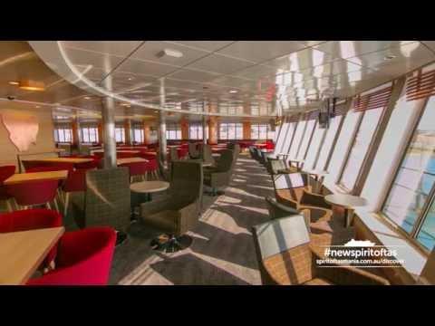 Spirit Of Tasmania - Ship Tour