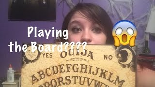 Ouija Talk: Playing the Ouija Board