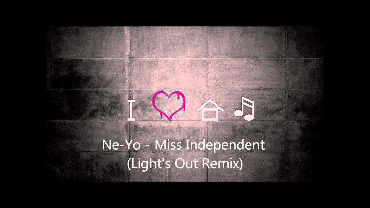 MISS INDEPENDENT - Ne-Yo