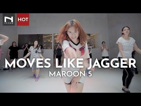 [HOT] - Moves Like Jagger - Maroon 5 ft. Christina Aguilera