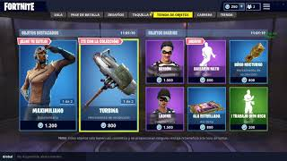 FORTNITE OBJECT STORE 1 and 2 OCTOBER!! | SKIN FRIENDS OF AVIATION AND TURBINE !