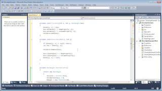 Видеокурс программы любой сложности на C#   3 Разработка веб приложения Silverlight с нуля
