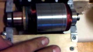 how a 12v electric motor work's