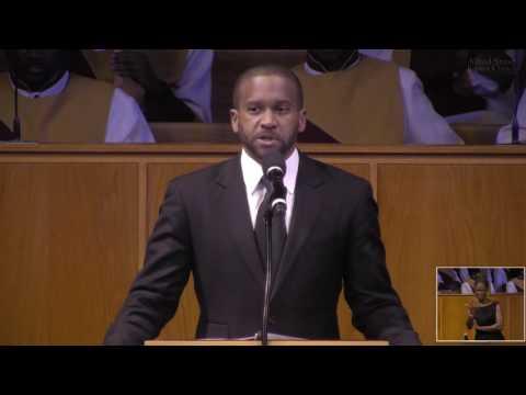"July 10, 2016 ""Letter from Birmingham Jail"" Pastor Howard-John Wesley"