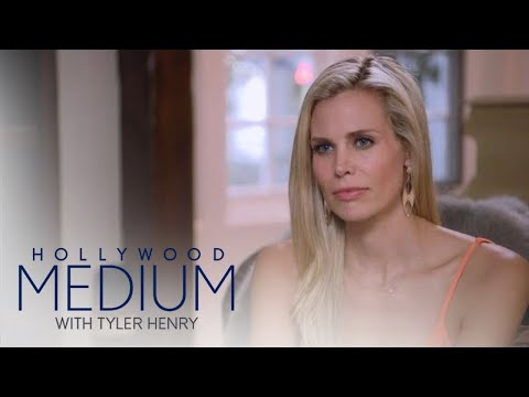 Tyler Henry Helps Brooke Burns Understand a Shocking Death | Hollywood Medium with Tyler Henry | E!