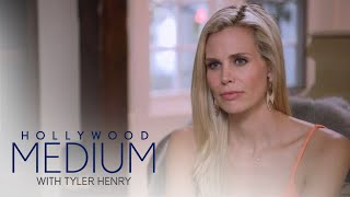 Tyler Henry Helps Brooke Burns Understand a Shocking Death   Hollywood Medium with Tyler Henry   E!