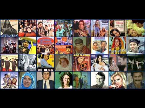 Unutulmayan Türk Film Müzikleri - BURadyo Nostalji - 3. Program