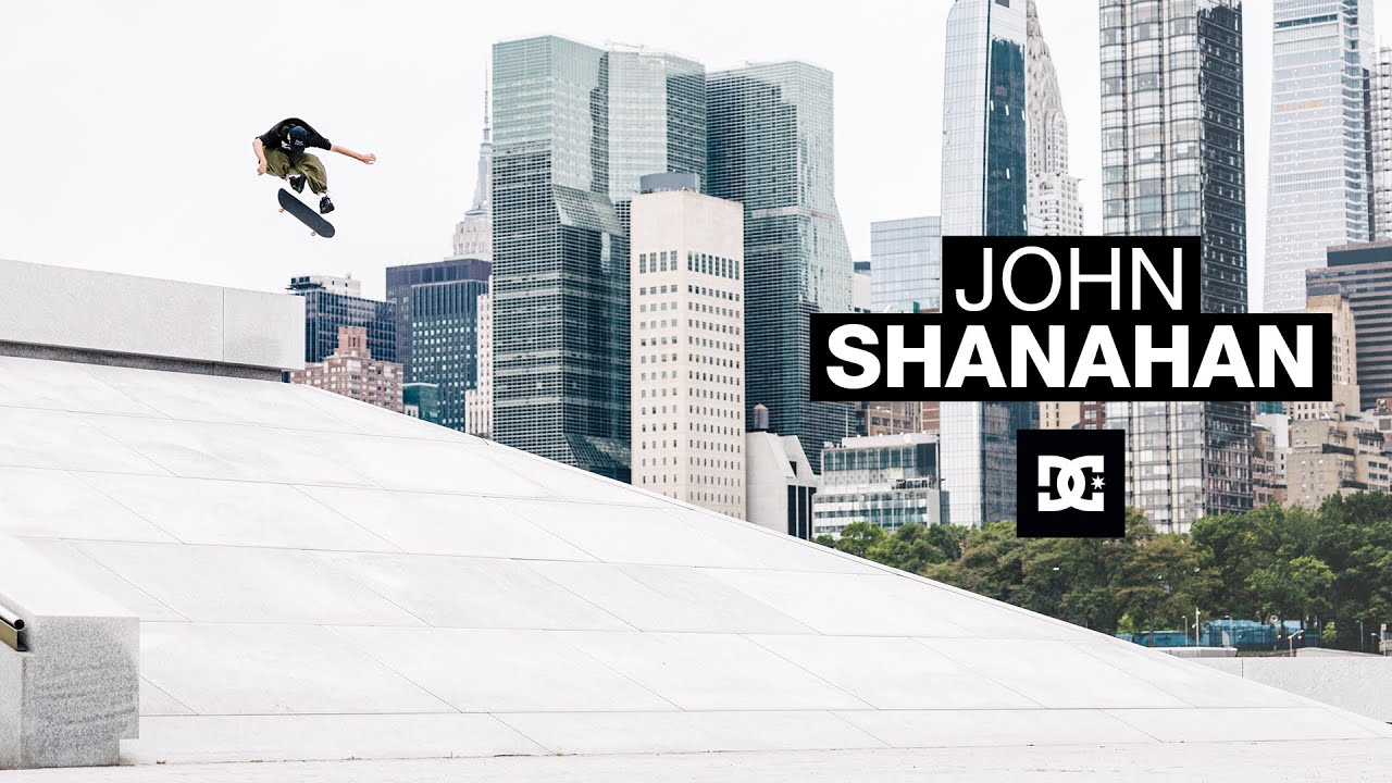 John Shanahan's Cargo Sneaker DC Shoes Part