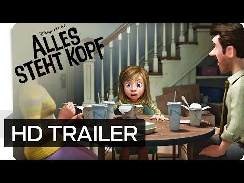 ALLES STEHT KOPF - Offizieller Trailer (German | deutsch) - JETZT im Kino - Disney HD