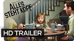 ALLES STEHT KOPF - Offizieller Trailer (German | deutsch) - Disney HD