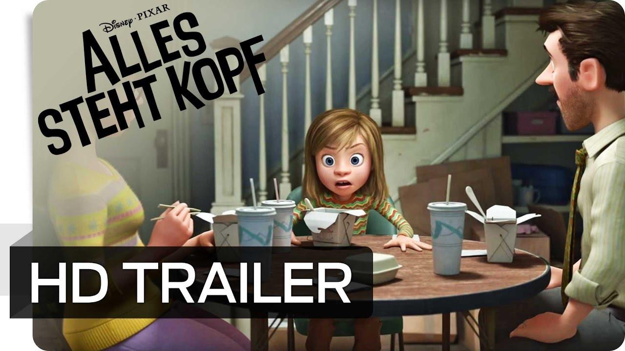 alles steht kopf  offizieller trailer german  deutsch
