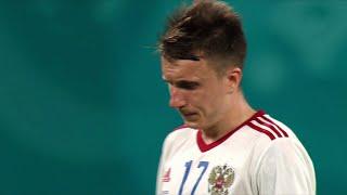 Сборная России по футболу с поражения начала свою кампанию на Евро 2020
