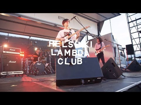 Helsinki Lambda Club − Live,Live,Live 1