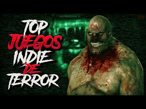 Top Videojuegos Indie de Terror