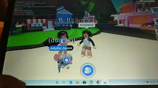 I'm poor in roblox / andy's magical adventures