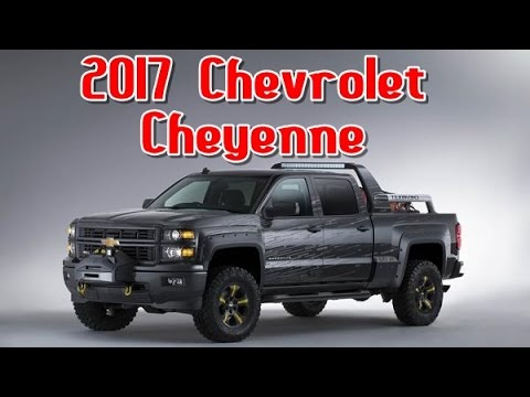 2017 Chevrolet Cheyenne Redesign Interior And Exterior Youtube