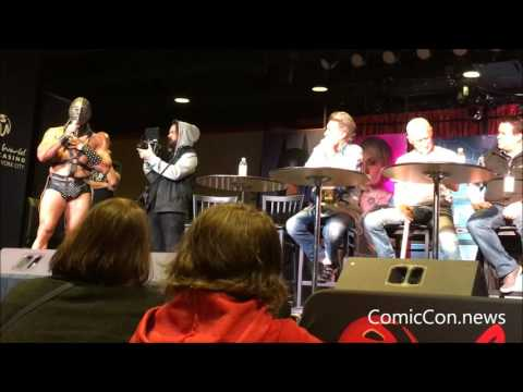 Road Warrior 35th Anniversary Panel From WinterCon 12316 With Key Cast Members