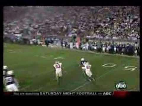 2007 Ohio State VS. Penn State