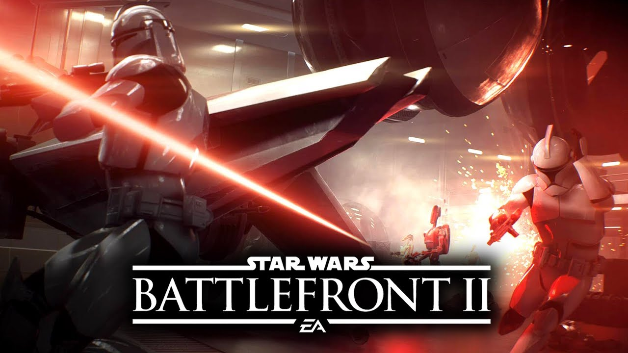 Star Wars Battlefront 2 New Images Of Phase 1 Clone Troopers On