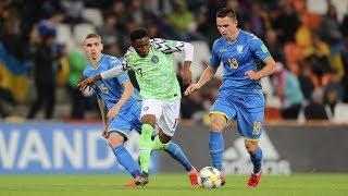 MATCH HIGHLIGHTS - Nigeria v Ukraine - FIFA U-20 World Cup Poland 2019