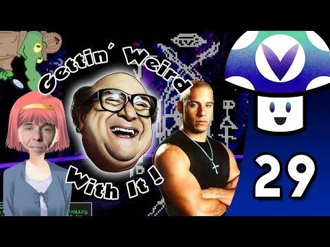 [Vinesauce] Vinny - Gettin' Weird With It: Untitled Game Pack 1 (part 29)