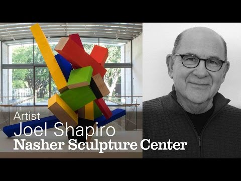 The Language of Form in Space: Artist Joel Shapiro and Curator Jed Morse in Conversation