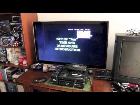 Sega Mega Drive / Mega-CD Karaoke Demo