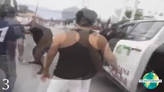 5 Shocking Police Fights Caught On Camera!