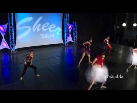 Dance Moms Group Dance 'Freak Show' | Season 5 Episode 1