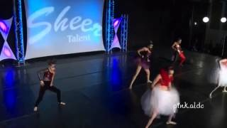 Dance Moms Group Dance 'Freak Show'   Season 5 Episode 1